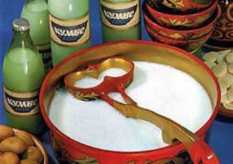 kumis Интересный способ приготовления кумыса